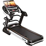 Powermax Fitness TDA-595 (4.0 HP) Multifunction Motorized Treadmill with 18.5in TFT Touch Screen and  Auto Lubrication (Free installation Service)