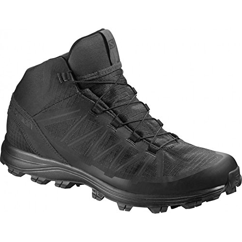 Salomon Forces Speed Assault Tactical Boots (9.5, Black) Assault Boot