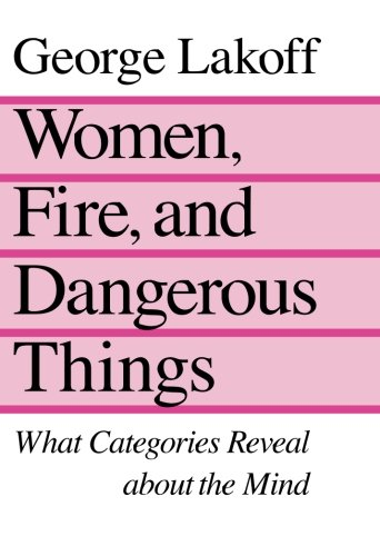 Women, Fire and Dangerous Things: What Categories Reveal About the Mind