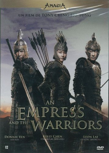 watch an empress and the warriors full movie with eng sub