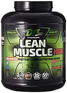 DN DOMIN8R NUTRITION Lean muscle hgh-5lb-chocolate