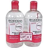 Lote de fragancia SENSIBIO H2O de 2 x 500ml Bioderma