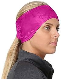 Banda para la cabeza de Trailheads con estampado para mujer, compatible con coletas, 10