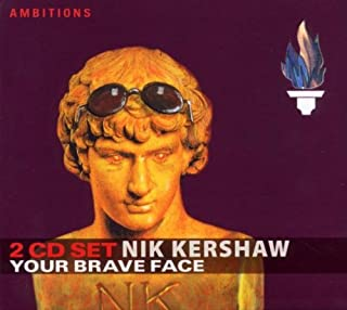 Your Brave Face by Nik Kershaw (B000CCZQPK) | Amazon price tracker / tracking, Amazon price history charts, Amazon price watches, Amazon price drop alerts