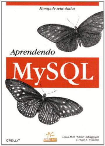 Aprendendo MySQL (Em Portuguese do Brasil)