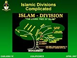 U.S. Army Special Forces PSYOP / Civil Affairs Islam History & Islamic Division Visual Course Materials