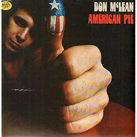 Don McLean - American Pie - Music For Pleasure - 1A022-58157 - Don Mclean American Pie