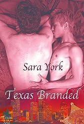 Texas Branded (Texas Soul Book 4)