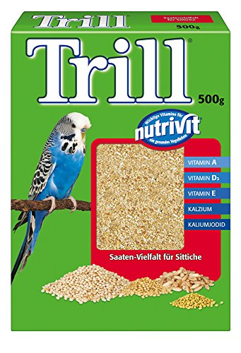 Trill Budgie 500 g (Pack of 12)