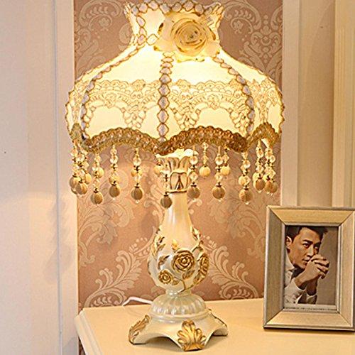 Rretro Schaffung Luxus Dekoration Tischlampe mit runden Lampenschirm Flexi Schreibtisch Lampe für Bedside Reading Home Office