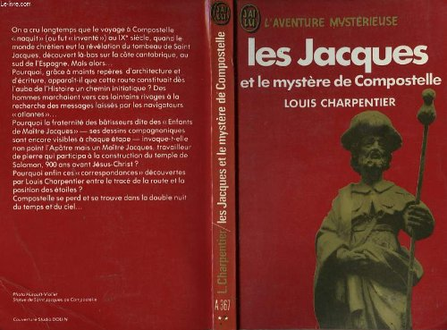 Les Jacques et le mystère de Compostelle (J'ai lu)
