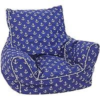 KNORRTOYS.COM Knorrtoys 68207 Maritim Blue Kindersitzsack preisvergleich bei kinderzimmerdekopreise.eu