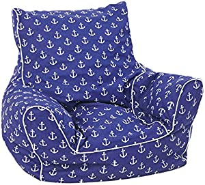 Knorrtoys Knorrtoys.COM 68207Maritim Blue-Saco de Asiento Infantil