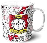 Leverkusen Jumbobecher Doodle
