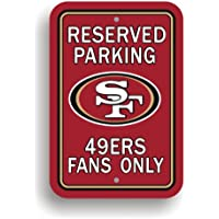 Fremont Die NFL Baltimore Ravens Kunststoff Parken Schild