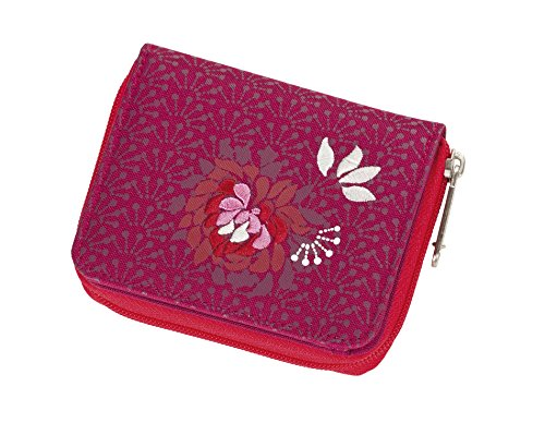 4YOU Zipper Wallet 004 Summerflower Geldbörse