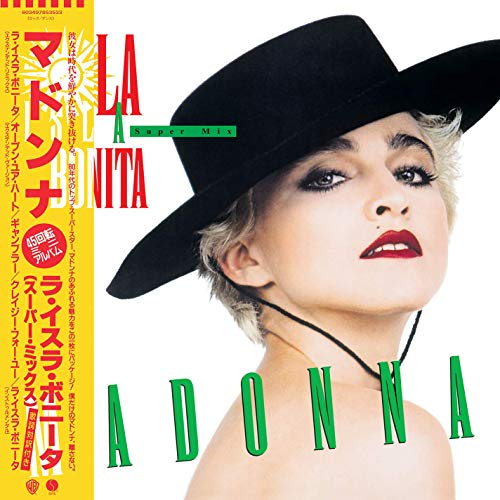 La Isla Bonita-Super Mix [Vinyl Maxi-Single]