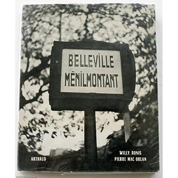 Belleville Menilmontant