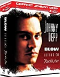 Coffet johnny depp : blow ; intrusion ; rochester