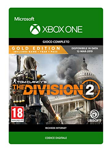 Tom Clancy's The Division 2: Gold Edition  | Xbox One - Codice download