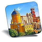 Destination Vinyl ltd Impresionante Iman - Palacio da Pena en Sintra Lisboa Portugal Fresca del Regalo # 12643