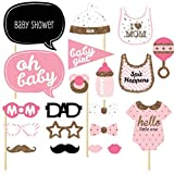 Foto Requisiten Baby 20PCS Partydekoration Party Bilder Party Neugeborene Partydekoration SOMESUN Baby Show