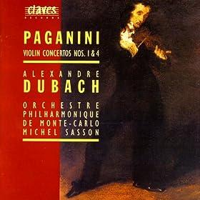 Paganini: Violin Concertos No. 1 & 4