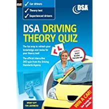 DSA Driving Theory Quiz DVD (Mac/PC)