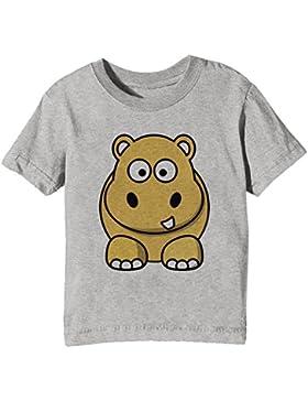Hipopótamo Niños Unisexo Niño Ni