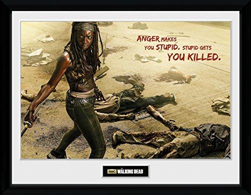 GB eye LTD, The Walking Dead, Michonne Kill, Fotografía