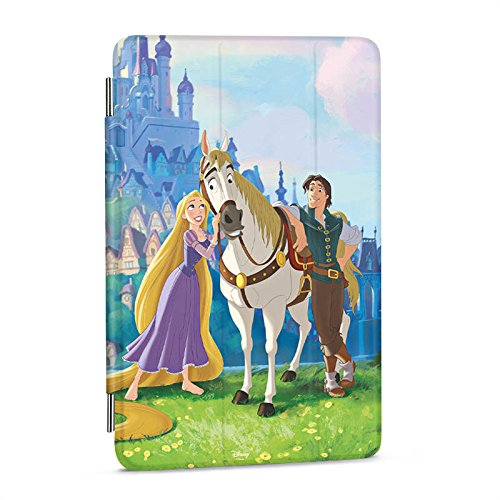 Preisvergleich Produktbild Apple iPad mini 4 Hülle Flip Case Schutz Smart Cover Disney Rapunzel  Neu verföhnt Merchandise Geschenke