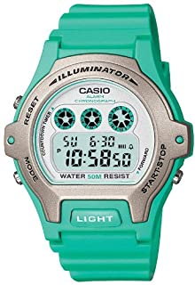 Casio Ladies Digital Watch LW-202H-3AVEF With Resin Strap (B004HB2VRS) | Amazon price tracker / tracking, Amazon price history charts, Amazon price watches, Amazon price drop alerts