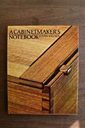 A Cabinetmaker's Notebook by James Krenov (1982-06-23)