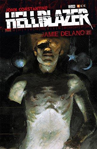 Hellblazer de Delano 2 por Jamier Delano