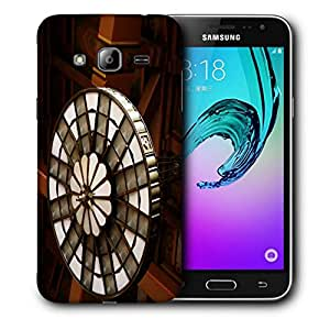 Snoogg Hanging Jhumar Designer Protective Back Case Cover For SAMSUNG GALAXY J3/J3 2016 J310