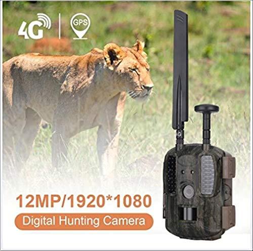TLMYDD Cámara De Rastreo De Vida Silvestre 4G GPS