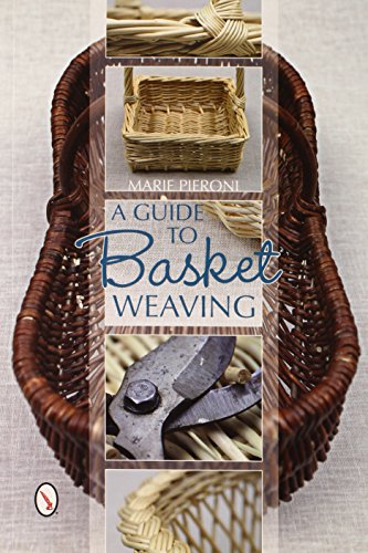 Basket Weaving Books Free : Guide to basket weaving book by pieroni marie paperback