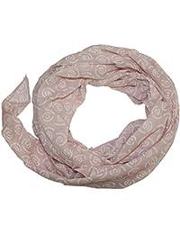 Prinidor Schal Tuch Caracol Muster