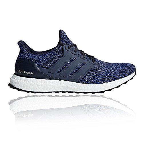 adidas Ultraboost, Chaussures de Running Homme, Bleu (Carbon/Legink/Cblack Carbon/Legink/Cblack), 44 EU