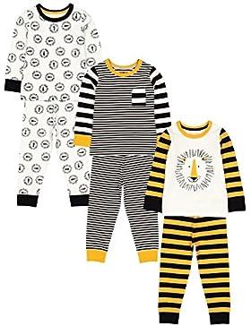 Mothercare Baby-Jungen Zweiteiliger Schlafanzug