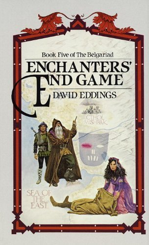 Enchanter's End Game (Turtleback School & Library Binding Edition) (Belgariad) by David Eddings (1998-03-01)