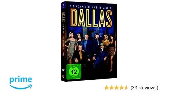 Dallas Die Komplette Zweite Staffel 4 Dvds Amazonde