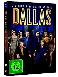 Dallas - Die komplette zweite Staffel [4 DVDs]