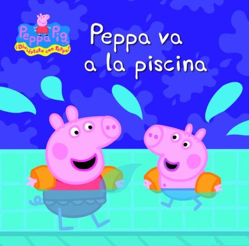 Peppa va a la piscina (Peppa Pig. Primeras lecturas) por Autores Varios