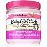 Aunt jackie' S Girls–Baby Girls Curls–crema pendientes y Twists