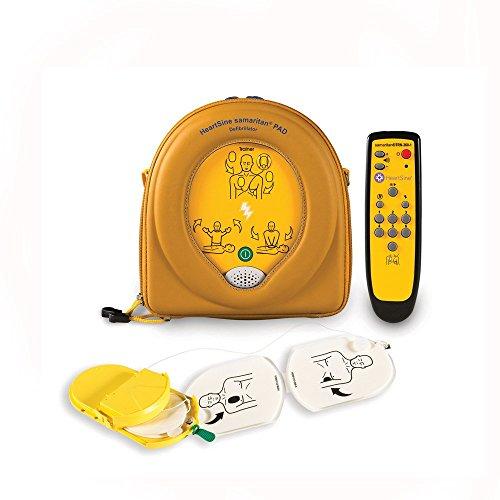 MedX5 Übungs- und Trainingsdefibrillator (AED) PAD 360P Trainer Defibrillator von HeartSine