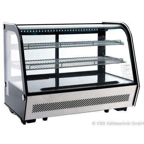 KBS Aufsatzkühlvitrine ASV 88 - Tischkühlvitrine mit LED Beleuchtung