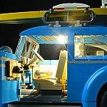 BRIKSMAX-Maggiolino-VW-Kit-di-Illuminazione-a-LED-Compatibile-con-Il-Modello-Lego-10252-Mattoncini-da-Costruzioni-Non-Include-Il-Set-Lego