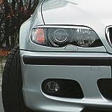 JOM Scheinwerferblenden, BMW E46 Limo Facelift 09.01-