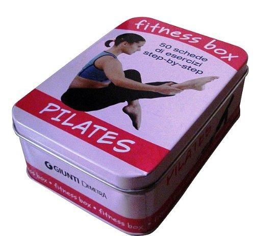 Pilates. 50 schede di esercizi step-by-step (Fitness box)